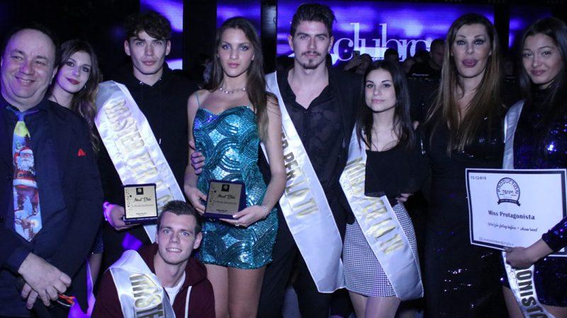La Finale – Mister Milano e Miss Protagonista all' 11Clubroom