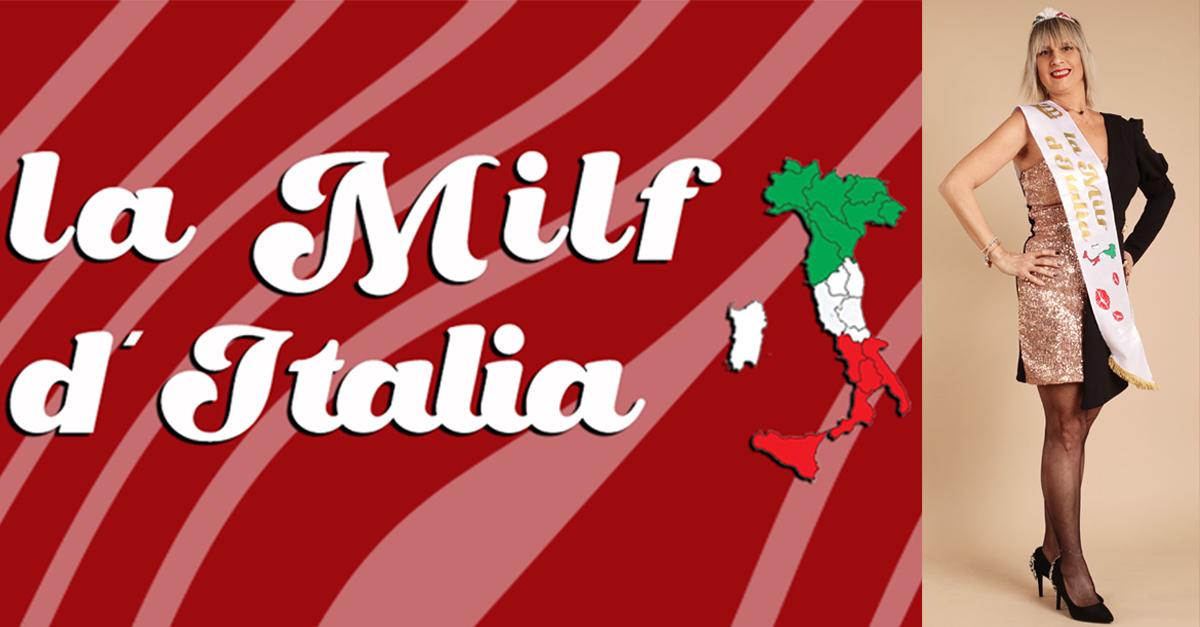 La Milf d'Italia con Anna Focone protagoniste donne over 40 – Production Team Milano