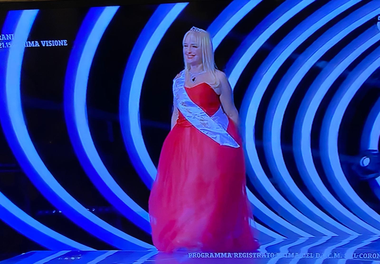Giovanna D'Aprile.. la curvy sotto i riflettori – Production Team Milano